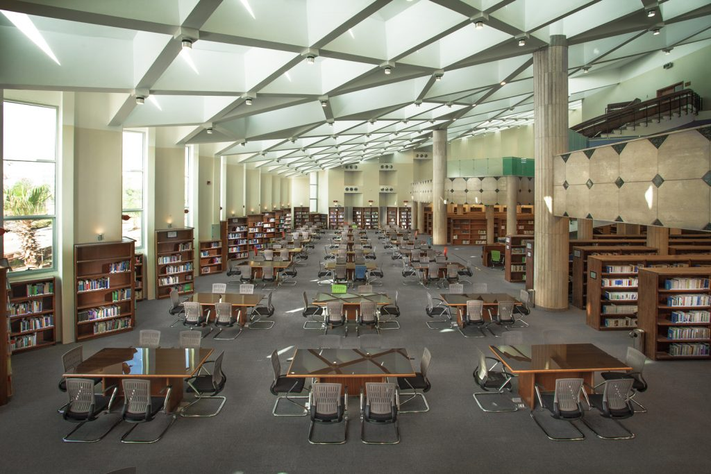 Misr University for Science and Technology Library 2